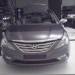 Novo Hyundai Sonata/i40 é flagrado em sessão de fotos