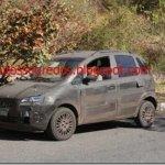 Fiat Idea reestilizado começa a rodar em testes em BH
