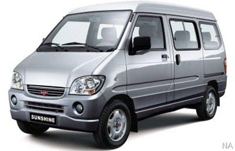 Chevrolet poderá vender utilitários chineses no Brasil