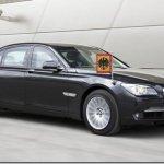 BMW apresenta Série 7 blindado de fábrica