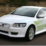 Volvo C30 elétrico estará em Frankfurt