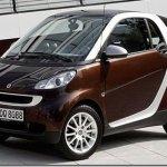 Smart fortwo ganha nova edição na Europa, a highstyle