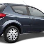 Ford Ka ganha novidades na linha 2010