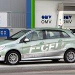 Mercedes-Benz Classe B F-Cell tem dados e imagens reveladas