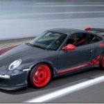 Porsche apresenta o novo 911 GT3 RS