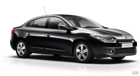 Oficial – Renault Fluence, o novo sedan Mégane