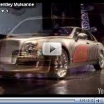 Video – Bentley Mulsanne em Pebble Beach