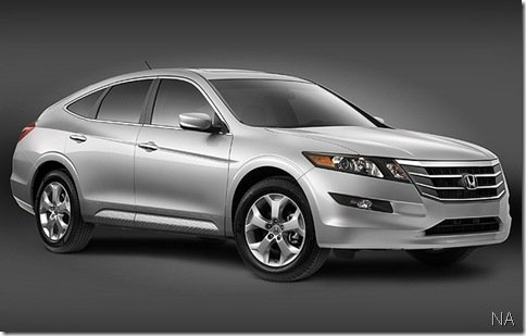 Honda releva Accord Crosstour