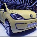 Salão de Frankfurt 2009 – Volkswagen e-up!