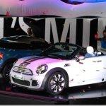 Salão de Frankfurt 2009 – Mini Roadster e Mini Coupé Concepts
