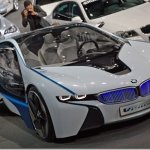 Salão de Frankfurt 2009 – BMW Vision EfficientDynamics