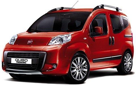 Fiat mostrará Qubo Trekking em Frankfurt