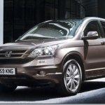 Honda libera mais imagens do CR-V 2010