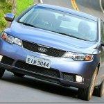 Venda de automóveis caem 9,5% em agosto