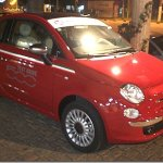 Fiat 500 Dualogic é flagrado pronto para o test Drive