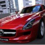 Video-teaser do Grand Turismo 5 mostra a Mercedes SLS AMG na pista