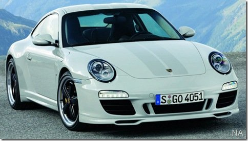Porsche apresenta edição limitada Sport Classic do 911