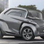 BB1: o supercompacto da Peugeot também será mostrado em Frankfurt