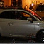 Fiat 500 é flagrado em Nova York