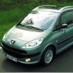 Peugeot tira 1007 de linha na Europa