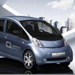 Peugeot iOn será feito em parceria com a Mitsubishi