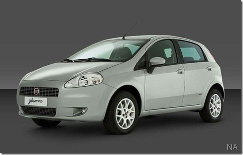Fiat prepara Punto Economy?