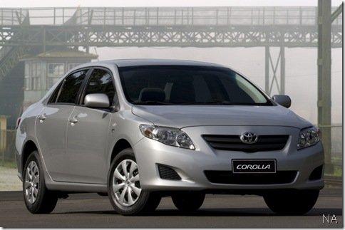 Toyota Corolla ganhará versão GLI