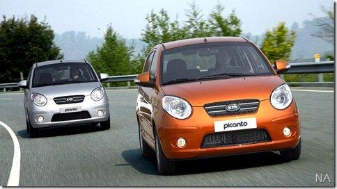 Kia Picanto é vendido com R$ 2 mil de desconto