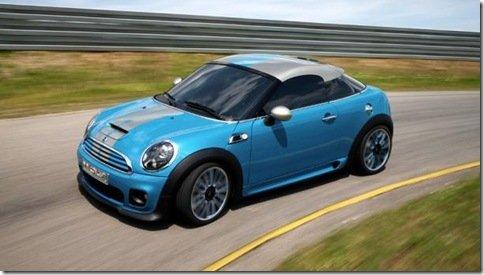 Mini Coupé e Roadster tem produção confirmada