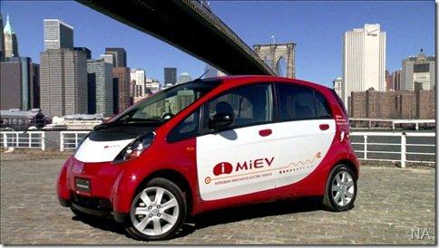 Peugeot-Citroën fecha acordo com Mitsubishi para  produzir carro elétrico