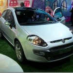 Salão de Frankfurt 2009 – Fiat Punto Evo