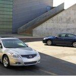 Nissan apresenta o Altima 2010