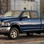 Dodge lança RAM 2010 nos EUA com preço reduzido