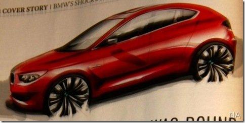 BMW pode criar Serie 0 usando a plataforma do Mini
