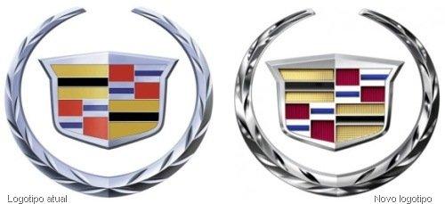 Cadillac renovará seu logotipo
