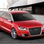 Novas informações sobre o Audi A1 são reveladas
