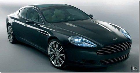 Aston Martin chega ao Brasil em fevereiro de 2010