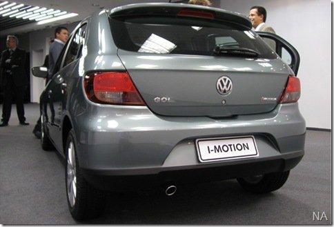 Volkswagen apresenta Gol e Voyage I-Motion