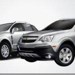 Linha 2010 da Captiva já está no site da Chevrolet