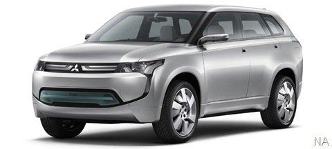 Mitsubishi mostrará em Tóquio o PX-MiEV concept