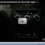 Video – Comercial de lançamento do Chevrolet Agile