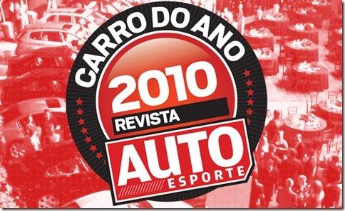 """Autoesporte divulga os finalistas do """"Carro do Ano 2010"""""""