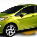 Ford canadense revela o Fiesta americano em seu site