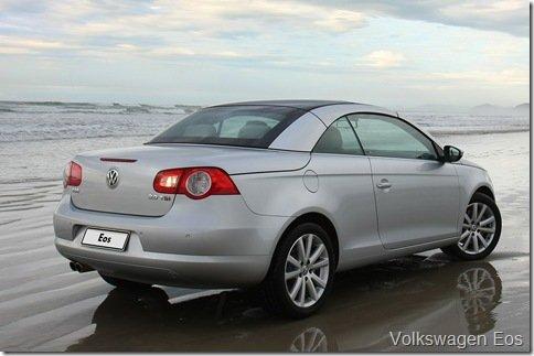 Volkswagen aumenta potência do Eos e Scirocco na linha 2010