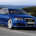 Audi RS6 sedan e Avant são confirmados para o Brasil