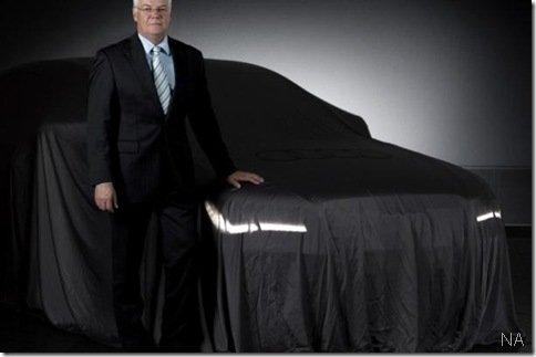 Audi revelará o novo A8 no dia 30 de novembro