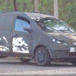 Nova Fiat Idea é flagrada mais uma vez