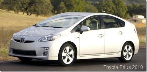 Toyota Prius é lançado na Argentina