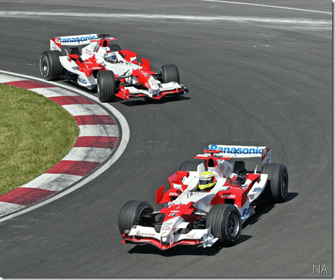 Toyota anuncia sua saída da F1
