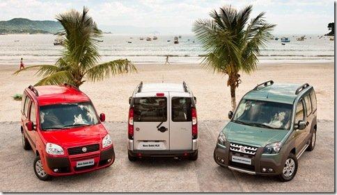 Fiat Doblò 2010 chega com preços partindo de R$ 48.950